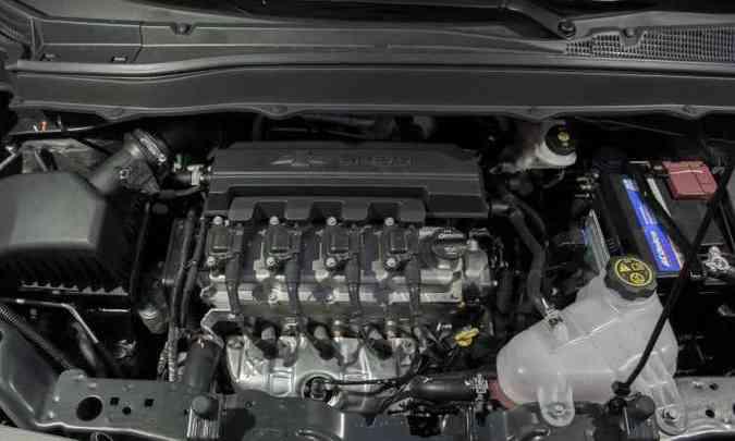 Alterações no motor 1.8 ajudaram monovolume a ficar até 30% mais econômico, segundo a Chevrolet(foto: General Motors/Divulgação)