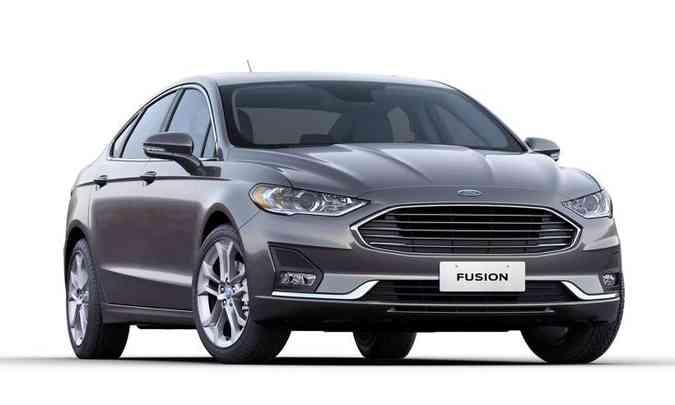 Ford Focus vem caindo pelas tabelas, pois registrou 27 unidades emplacadas em outubro e 12 em novembro(foto: Ford/Divulgação)