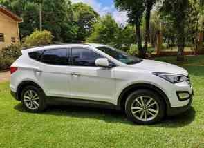 Hyundai Santa Fe/Gls 3.3 V6 4x4 Tiptronic em Passo Fundo, RS valor de R$ 94.000,00 no Vrum