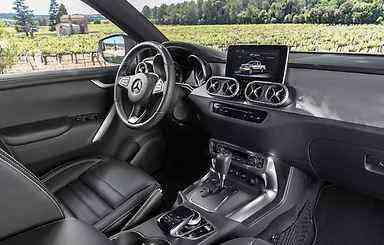 Design interno ficou bem parecido com o que foi revelado em fotos de projeção - Mercedes-Benz / Divulgação