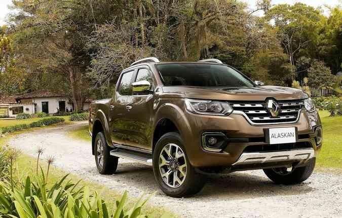 Picape está descartada no país e SUVs devem demorar a chegar. Foto: Renault / Divulgação