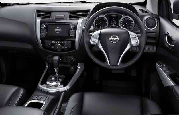 Interior oferece mais tecnologia como sistema multimídia com tela sensível ao toque - Nissan/divulgação