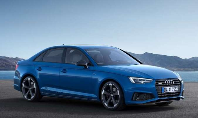 AUDI A4 SEDAN ATTRACTION - R$ 170.990(foto: Audi/Divulgação)