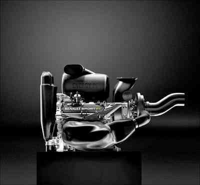 Novos motores 1.6 V6 turbo têm a pressão controlada a 3,5bar - Renault/Divulgação