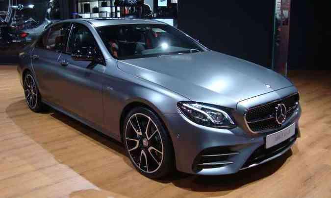 Mercedes-AMG E 43(foto: Bruno Freitas/EM/D.A Press)
