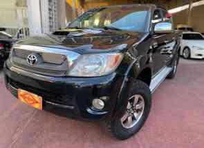 Toyota Hilux CD Srv D4-d 4x4 3.0 Tdi Dies em Goiânia, GO valor de R$ 94.500,00 no Vrum