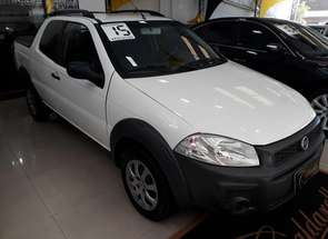Fiat Strada Working 1.4 Mpi Fire Flex 8v CD em Londrina, PR valor de R$ 42.900,00 no Vrum