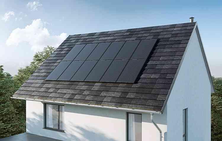 Sistema de gerenciamento de energia residencial permite que os usuários controlem como e quando usam sua energia. Foto: Nissan / Divulgação -