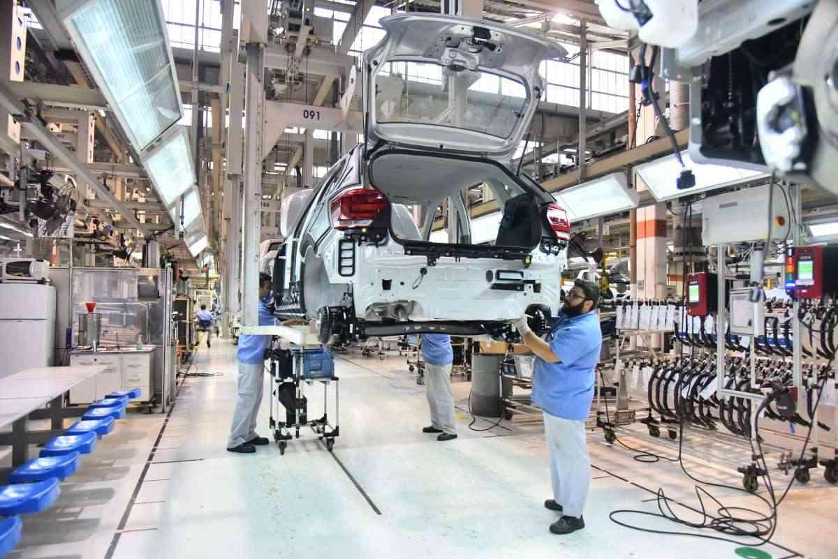 Novo Polo em produção - Volkswagen/ Divulgação