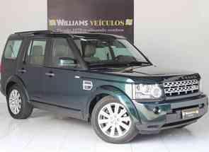 Land Rover Discovery4 B&w 3.0 4x4 Tdv6 Diesel Aut. em Brasília/Plano Piloto, DF valor de R$ 109.990,00 no Vrum