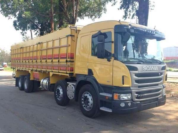 Scania P-310 B 6x2 2p (diesel) (e5) 2015 R$ 200,00 MG VRUM