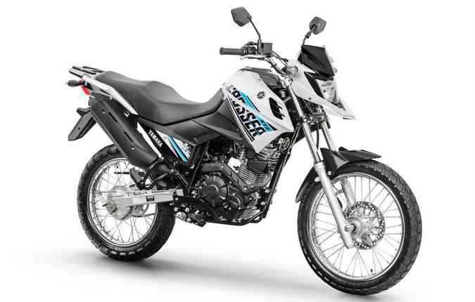 Yamaha Crosser é a nova aposta da marca para a Trail de entrada(foto: Divulgação)