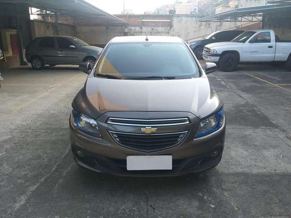 Chevrolet Onix Hatch Ltz 1.4 8v Flexpower 5p Mec. 2014 R$ 38.000,00 MG VRUM