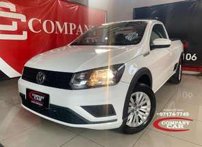 Volkswagen Saveiro Robust 1.6 Total Flex 8v em Belo Horizonte, MG valor de R$ 42.900,00 no Vrum