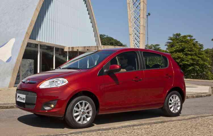 Apesar de compacto, porta-malas de 280 litros agrada a quem procura um carro família. FOTO: Fiat / Divulgação  - Apesar de compacto, porta-malas de 280 litros agrada a quem procura um carro família. FOTO: Fiat / Divulgação