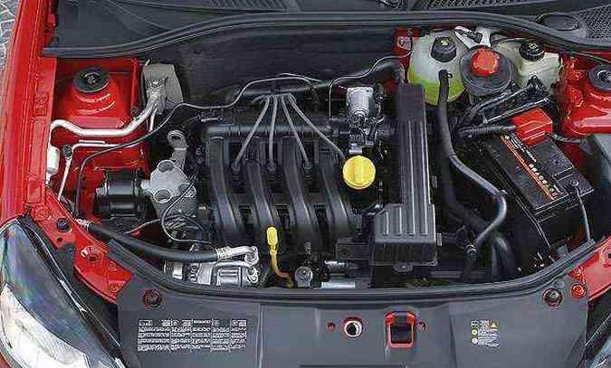 É preciso esquentar o motor do carro antes de usá-lo?(foto: Renault/Dviulgação)