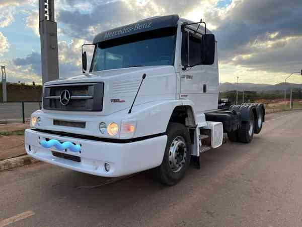 Mercedes-benz Ls-1634 2p (diesel) 2009 R$ 165.000,00 MG VRUM