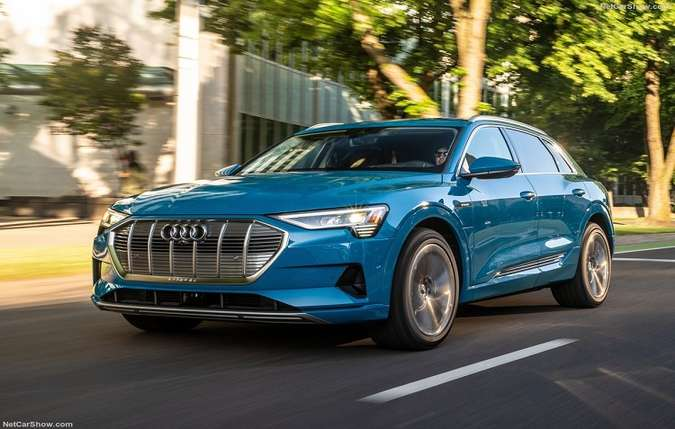 Audi trouxe câmeras de alta resolução para substituir espelhos retrovisores. Foto: Audi/ divulgação