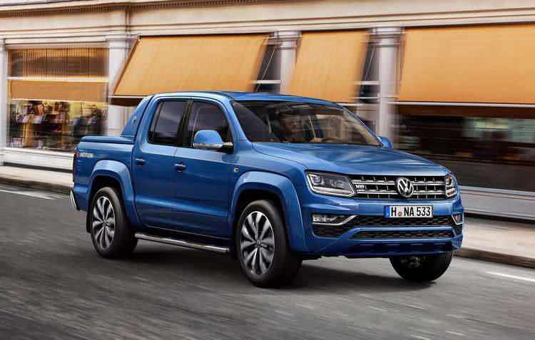 Motor é um 3.0 V6 turbodiesel - Volkswagen / Divulgação