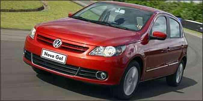 Novo Gol usa a mesma plataforma do Polo e do Fox(foto: Fotos: Ricardo Hirae/Volkswagen/Divulgação)