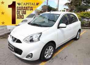 Nissan March Sv 1.0 12v Flex 5p em Brasília/Plano Piloto, DF valor de R$ 34.990,00 no Vrum