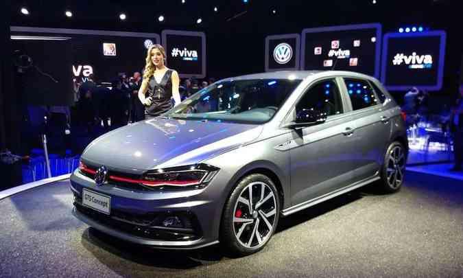 VW Polo GTS Conceito(foto: Pedro Cerqueira/EM/D.A Press)