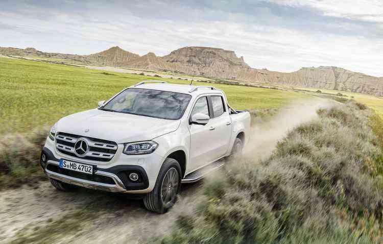 Mercado alemão já vai contar com o utilitário nos próximos meses - Mercedes-Benz / Divulgação