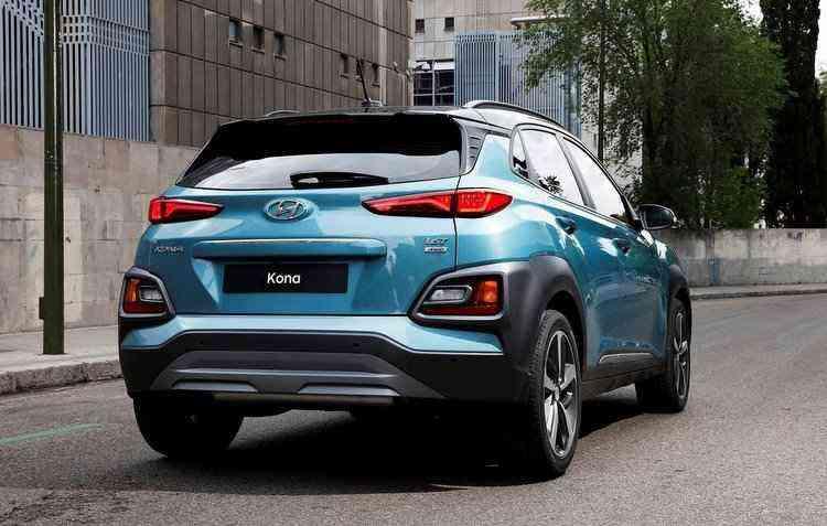 Preços ainda não foram divulgados, mas serão duas opções de vendas. Uma com motor 1.0 e outra com um 1.6 - Hyundai / Divulgação