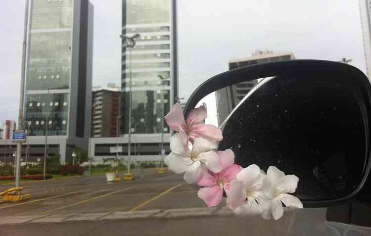 Qualidade do espelho garante perfeita funcionalidade. Foto: Jailson da Paz/ DP -
