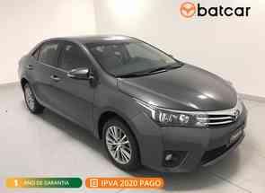 Toyota Corolla Altis 2.0 Flex 16v Aut. em Brasília/Plano Piloto, DF valor de R$ 79.500,00 no Vrum