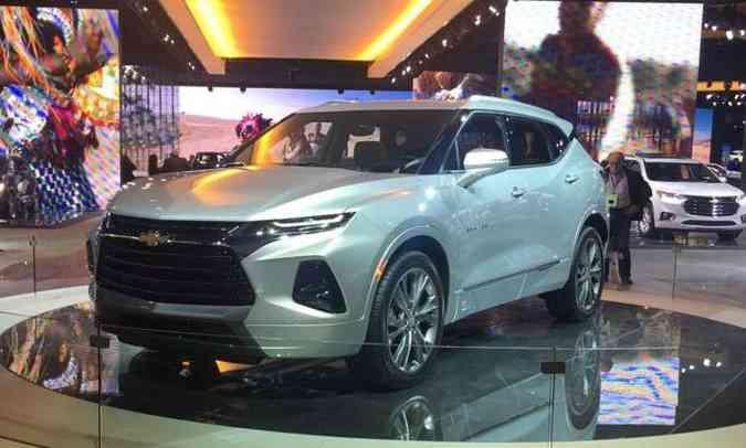 Chevrolet Blazer(foto: Enio Greco/EM/D.A Press)