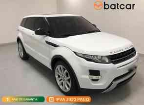 Land Rover Range R.evoque Dynamic 2.0 Aut 5p em Brasília/Plano Piloto, DF valor de R$ 121.500,00 no Vrum