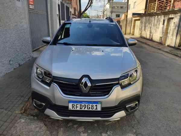Renault Stepway Iconic Flex 1.6 16v Aut. 2020 R$ 78.900,00 MG VRUM