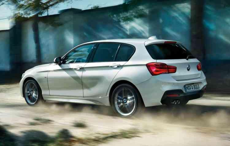 Motor disponível é um TwinPower de 2.0 com potência que varia entre 184 cv e 224 cv, dependendo da versão. Foto: BMW / Divulgação -
