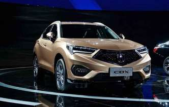 Acura aposta no CDX para encarar nada menos que Audi Q3 e Mercedes-Benz GLA(foto: Joint Photographic Experts Group / Divulgação)