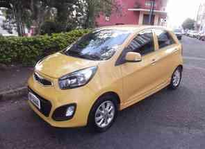 Kia Motors Picanto Ex 1.1/1.0/ 1.0 Flex Aut. em Belo Horizonte, MG valor de R$ 29.800,00 no Vrum