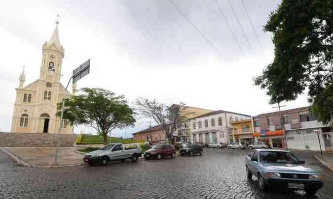 Carros antigos ficarão reunidos na Praça Senador Ribeiro(foto: Beto Novaes/EM/D.A Press)