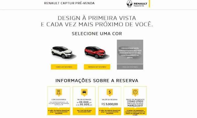 (foto: Reprodução da internet/Renault)