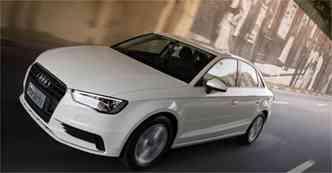 É grande a expectativa da chegada do Audi A3 Sedan produzido na unidade do Paraná (foto: Audi / Divulgação)