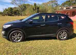 Hyundai Santa Fe/Gls 3.3 V6 4x4 Tiptronic em Brasília/Plano Piloto, DF valor de R$ 79.900,00 no Vrum