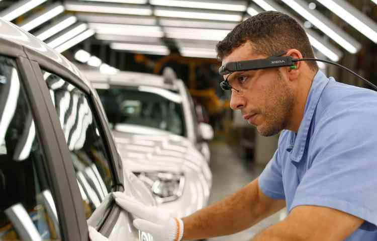 Produção de veículos é a maior desde 2014. Foto: Rodolfo Buhrer/Divulgação -