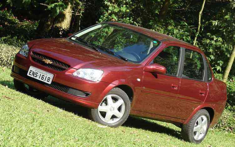 Mesmo fora de linha de produção há algum tempo, Classic ainda emplacou sete novas unidades - Chevrolet/divulgação
