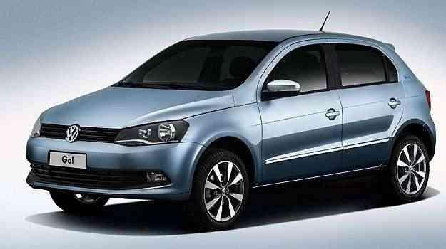 Gol Comfortline com pacote Fun - Volkswagen/Divulgação