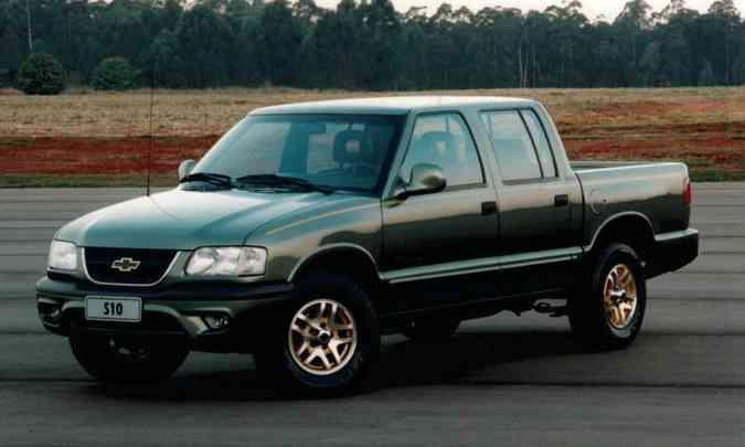 Reestilização de 2000 ficou conhecida como Pitbull(foto: Chevrolet/Divulgação)