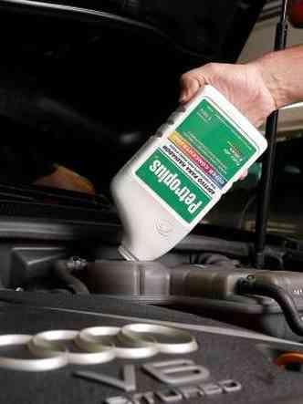 Aditivo do radiador deve seguir as recomendações do fabricante do carro(foto: Patrícia Marzanasco/Baluarte Assessoria)