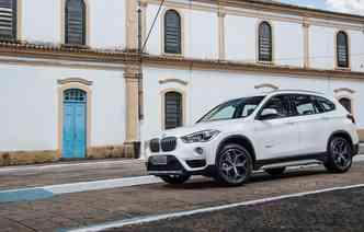 Velocidade máxima do modelo chega a 225 km/h. Foto: BMW / Divulgação