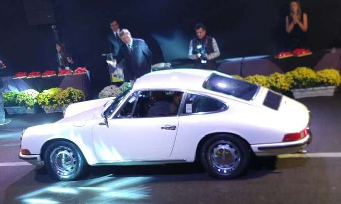 Porsche 912(foto: Pedro Cerqueira/EM/D.A Press)