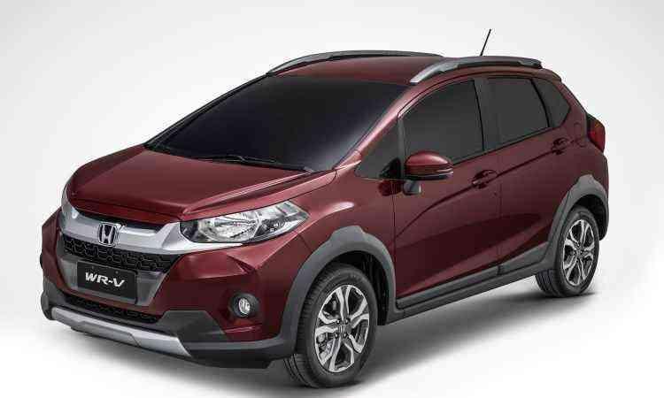 WR-V X FIT - Honda/Divulgação