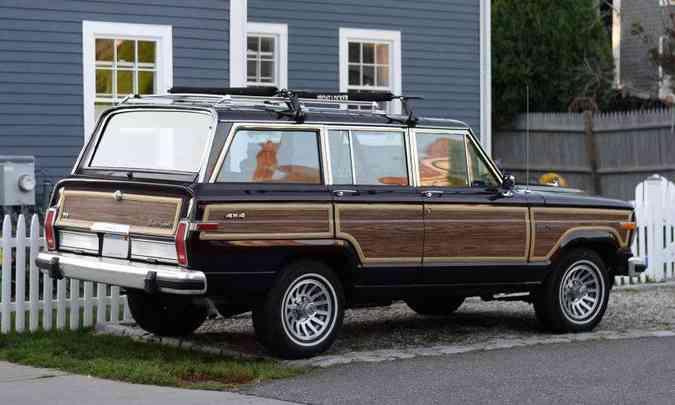 Porte ficou consagrado como o de um legítimo station wagon americano(foto: Fletcher6/Creative Commons)