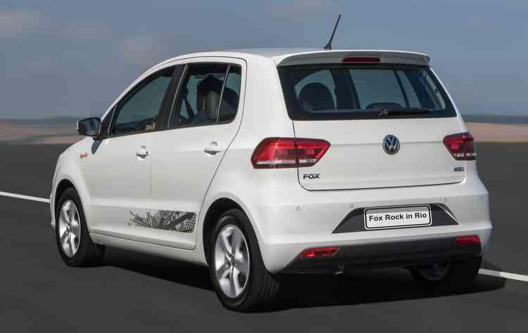 Dirigibilidade do Fox é o principal atrativo do veículo  - Volkswagen / Divulgação